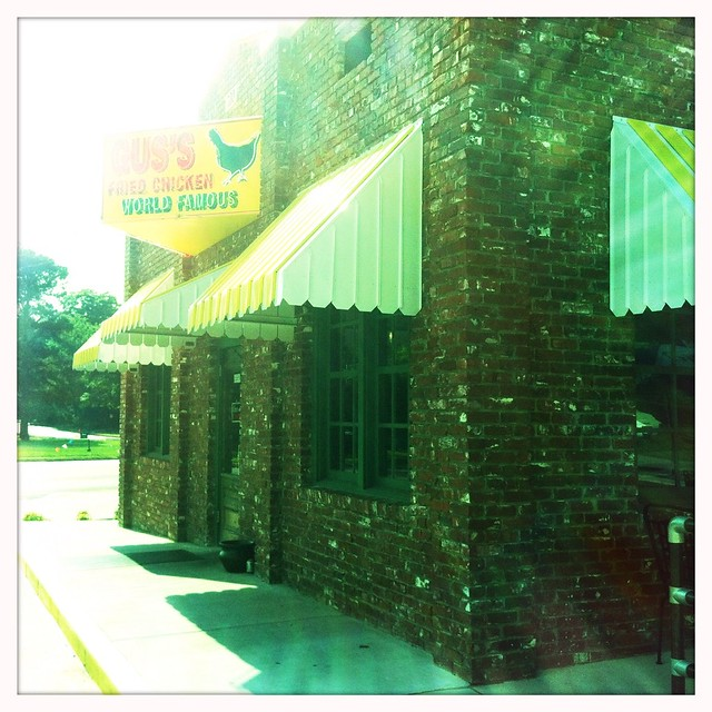 Gus's Fried Chicken, Memphis, Tenn.