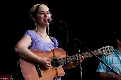 Andrea Simms-Karp @ Westfest 2012