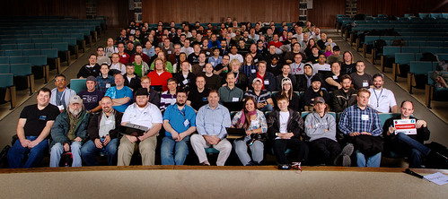 FUDCon Blacksburg 2012 Group Photo