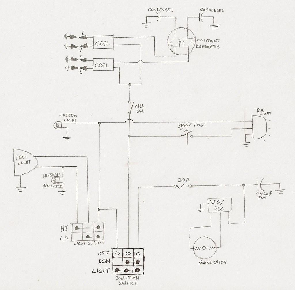 Diagram Honda Cb750 Chopper Wiring Diagram Full Version