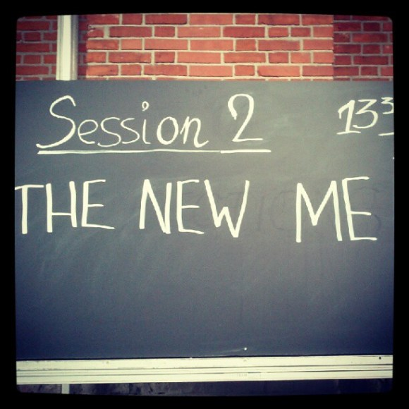 The new me #next12
