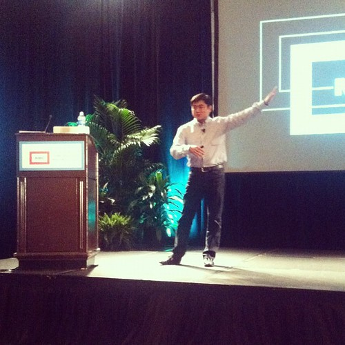 Here's @Joi in action at #nmc12