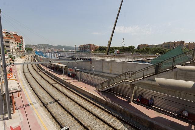 Estación de Sant Andreu - 30-05-12