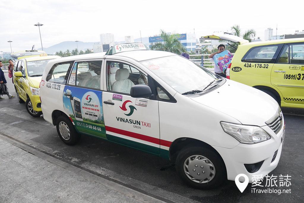 岘港出租车搭乘体验 (2)