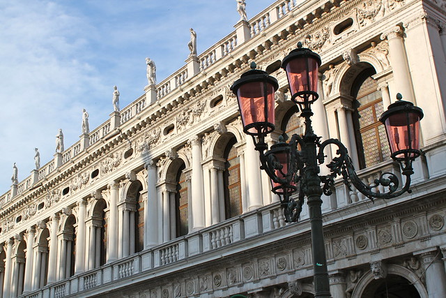 Piazza San Marco at Dawn