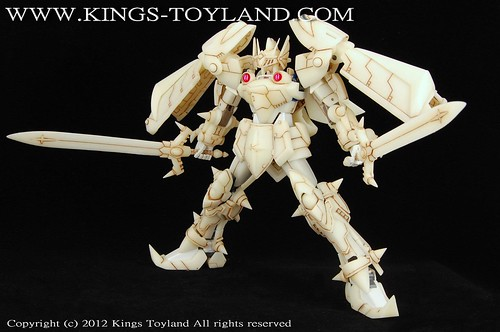 MG Versal Knight Gundam Resin Conversion Kit (16)