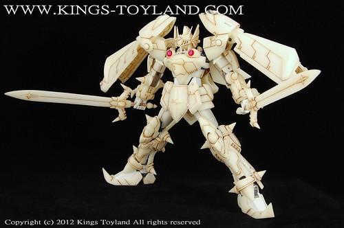 MG Versal Knight Gundam Resin Conversion Kit (16)