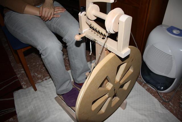 A minha roda!