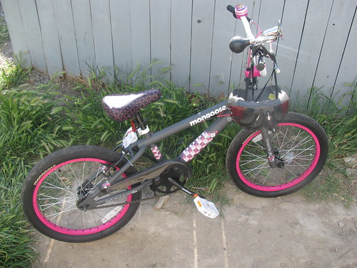 The New Bike by jaklumen & family