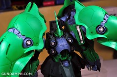 1-100 Kshatriya Neograde Version Colored Cast Resin Kit Straight Build Review (90)