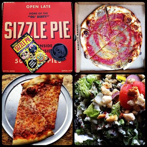 Sizzle Pie!!! YUM!!!