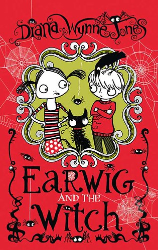 Diana Wynne Jones, Earwig and the Witch