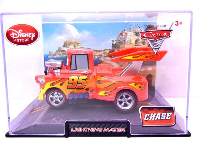 disney store cars 2 chase lightning mater (1)