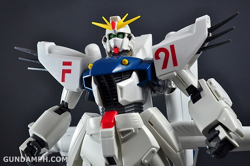 Gundam F91 1-60 Big Scale OOTB Unboxing Review (101)