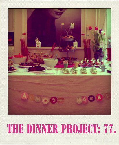 the dinner project: kw 16