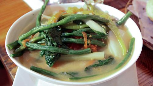 Beef Ribs Sinigang at Cafe by the Ruins