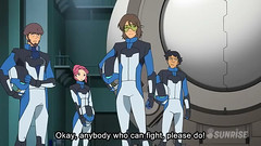 Gundam AGE 3 Episode 30 The Town Becomes A Battlefield Youtube Gundam PH 0053