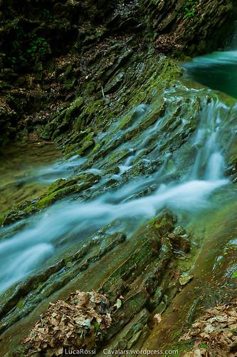 Canzo: waterfall series