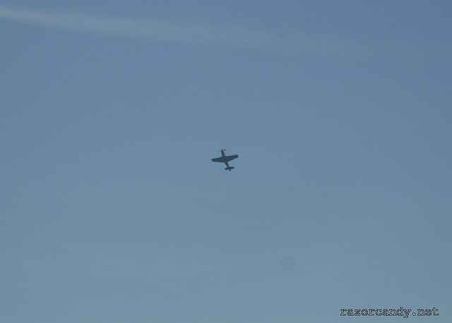 Mustang - Southend Air Show - Sunday, 27th May, 2012 (1)