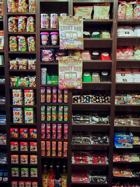 Sweet Shop - London