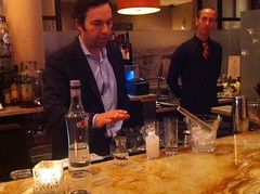 Cocktail Lesson at Pera Soho