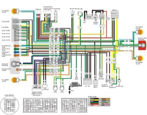 diagramkelistrikantigerrevo  a photo on Flickriver