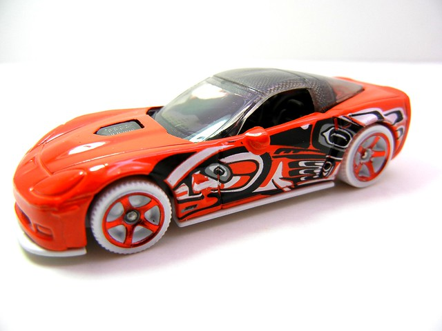 matchbox 2008 chevy corvette zr-1  (2)