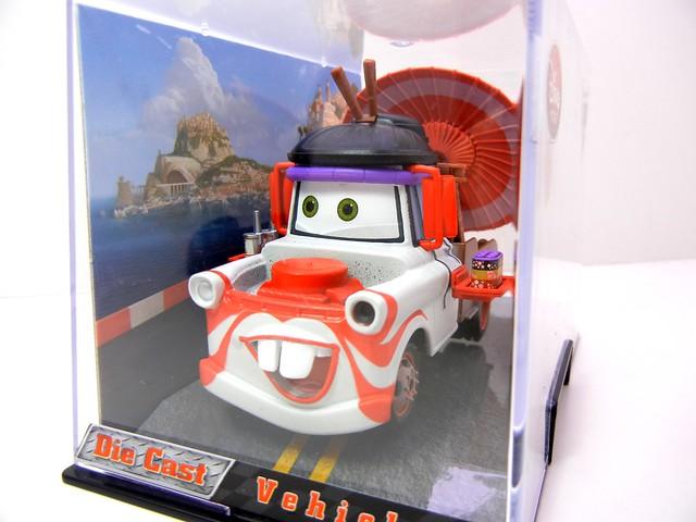 disney store cars 2 kabuki mater (2)