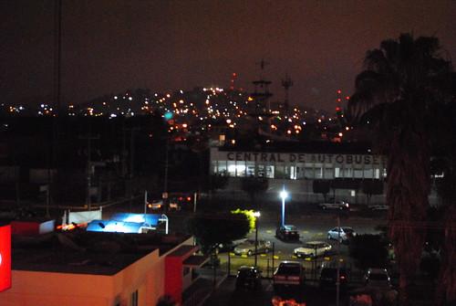 Poza Rica Veracruz 2012 de noche