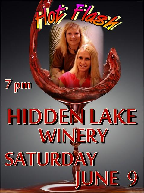 June 9 Hidden Lake