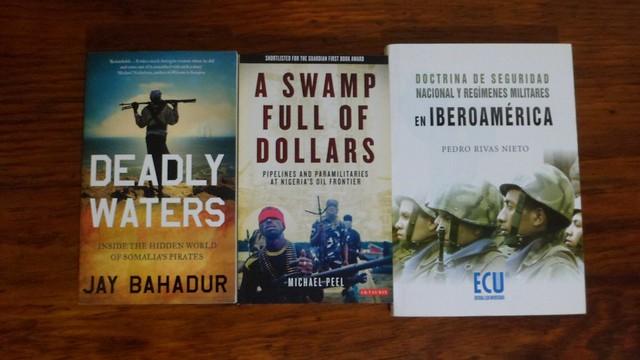 libros comprados en abril