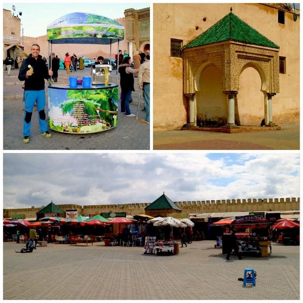 La ciudad imperial de Meknés