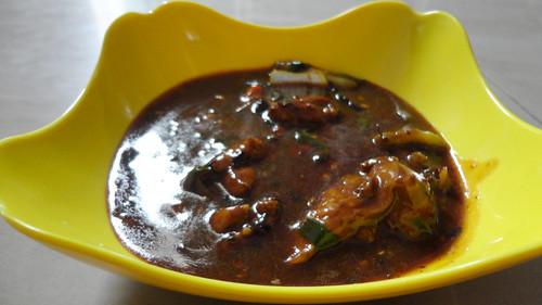Chicken in Chilli and Black Bean Sauce