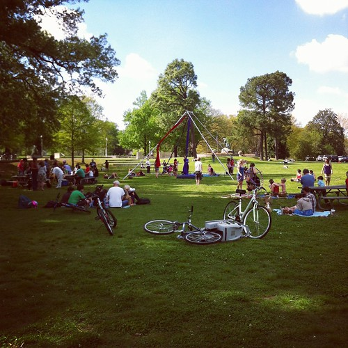 The Park, Memphis, Tenn.