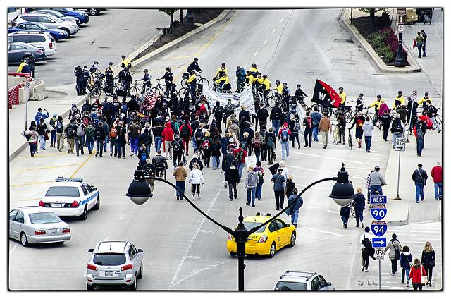Occupy Barrier