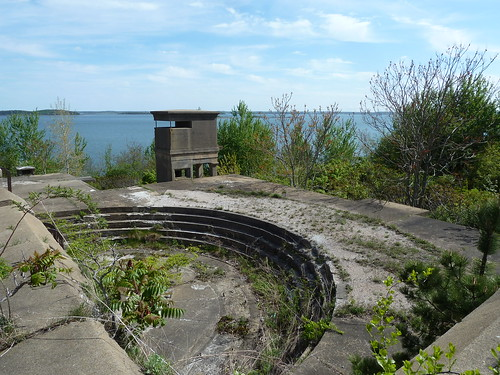 Fort Strong fortifications on Long Island 7
