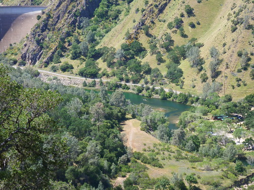 5-5-12 CA - Winters Canyon Creek Resort 20 Hike Down
