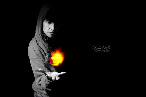 Jugando con fuego #1.1