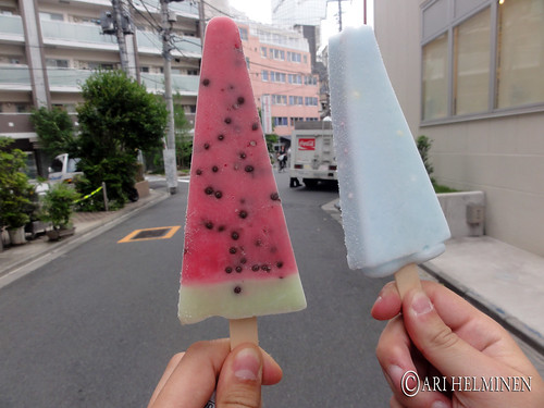 Summer icecream