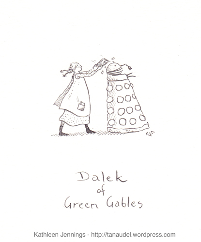 Dalek of Green Gables