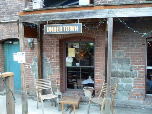 Undertown, best Americano ever