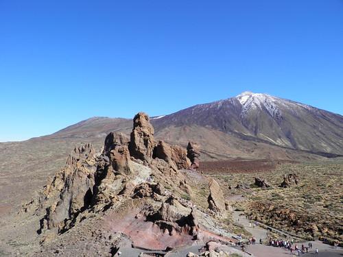Roques de García; Pico Viejo, Pico del Teide
