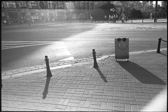 Nikon F Kodak TMax