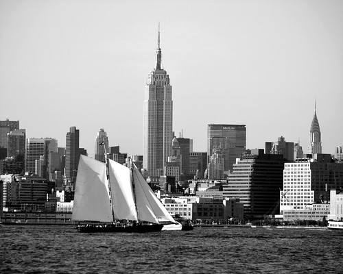 A View of the Empire State Building ~ Explore June 2, 2012~