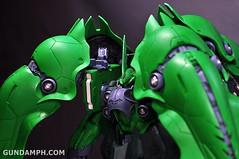 1-100 Kshatriya Neograde Version Colored Cast Resin Kit Straight Build Review (97)