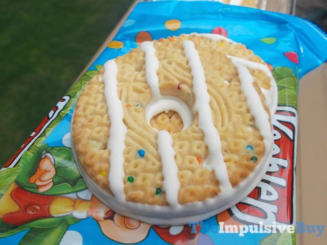 Keebler Limited Batch Birthday Cake Fudge Stripes Cookies 2
