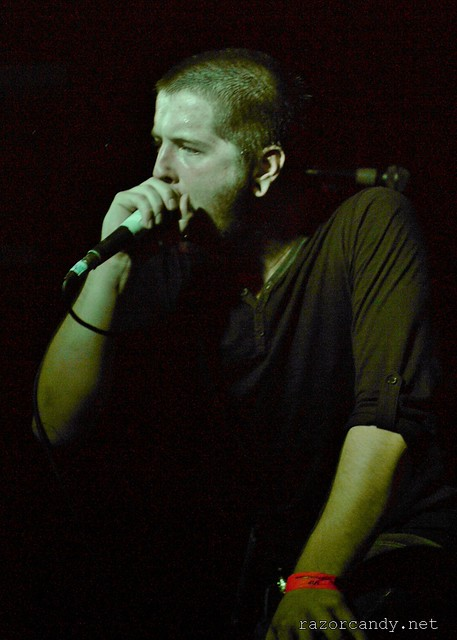 Bury Tomorrow- Wednesday, 13th August, 2008 (17)