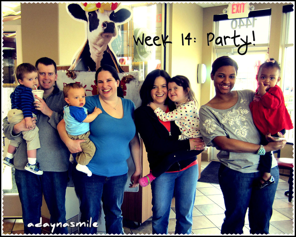 Week 14 party