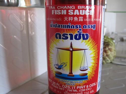 Tra Chang Fish Sauce