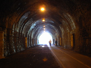 Staple Hill Tunnel!